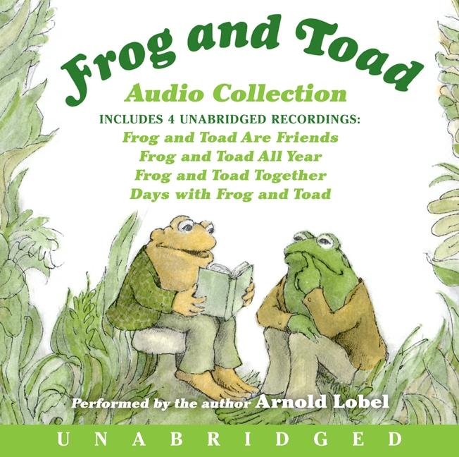 Frog and Toad CD Audio Collection als Hörbuch CD