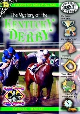 The Mystery at the Kentucky Derby als Taschenbuch