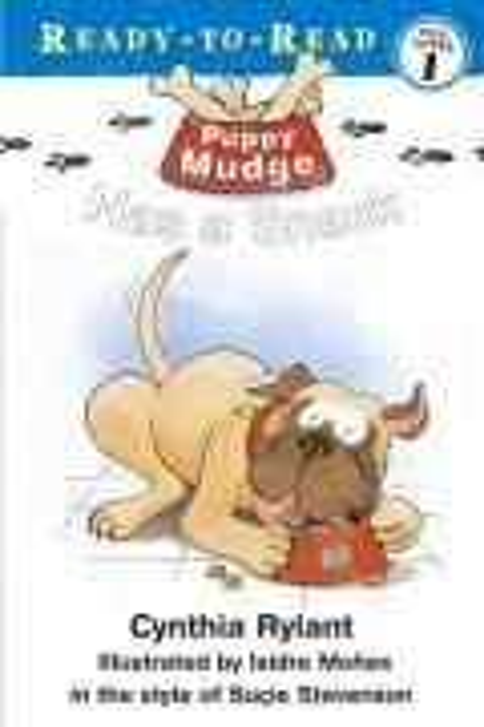 Puppy Mudge Has a Snack als Taschenbuch