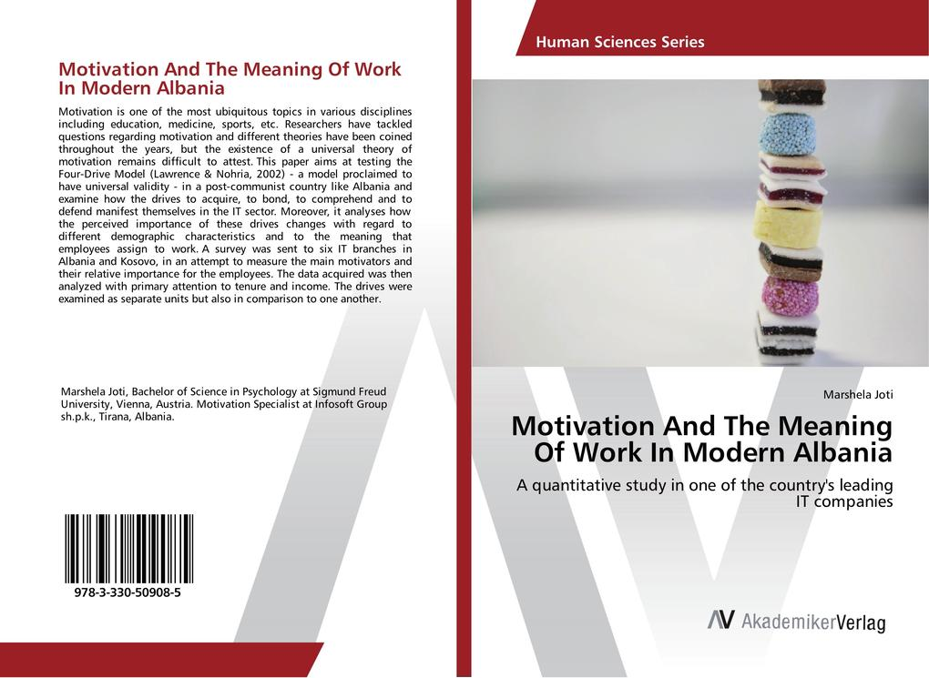 Motivation And The Meaning Of Work In Modern Al...