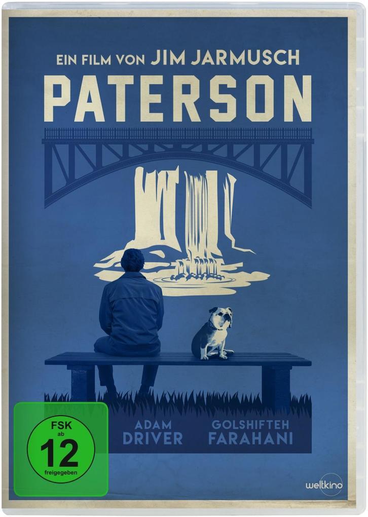 PATERSON als DVD