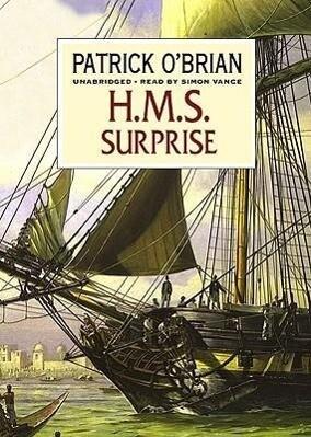 H.M.S. Surprise als Hörbuch