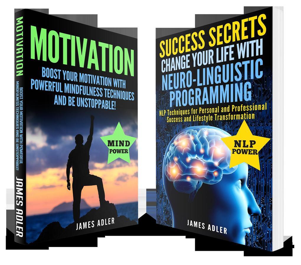 Motivational Books (NLP, Confidence, Motivation...