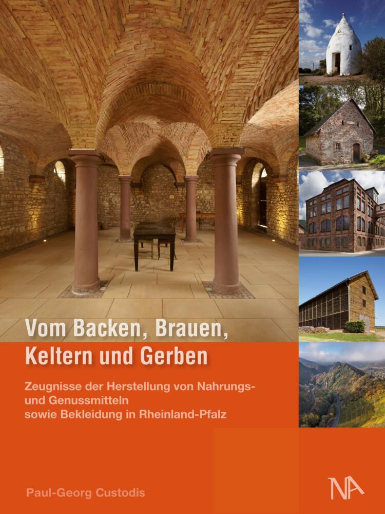 Vom Backen, Brauen, Keltern und Gerben als Buch...