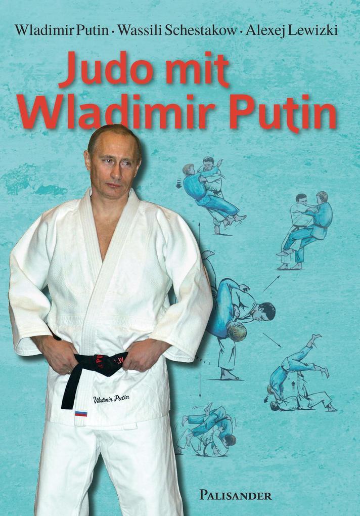 Judo mit Wladimir Putin als Buch