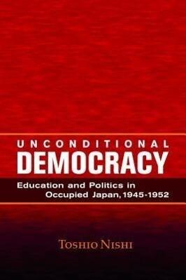 Unconditional Democracy als Taschenbuch