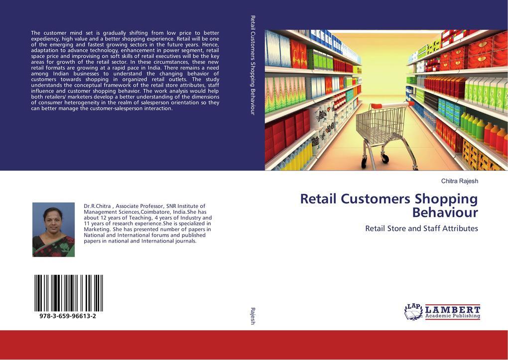 Retail Customers Shopping Behaviour als Buch vo...
