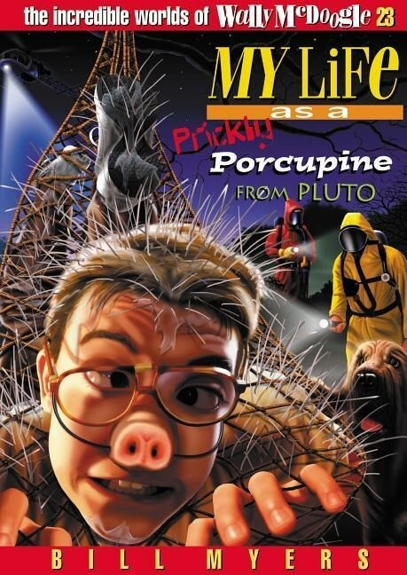 My Life as a Prickly Porcupine from the Planet Pluto als Taschenbuch