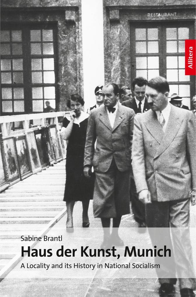 Haus der Kunst, Munich als Buch von Sabine Brantl