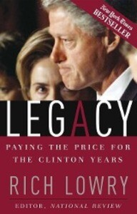 Legacy: Paying the Price for the Clinton Years als Taschenbuch