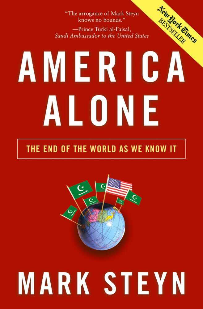 America Alone: The End of the World as We Know It als Buch