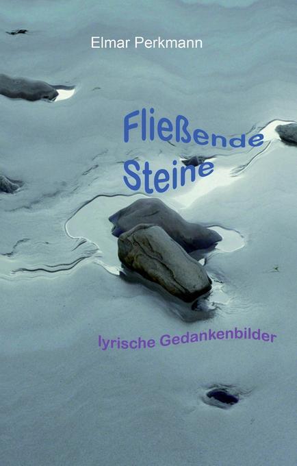 Fließende Steine als Buch von Elmar Perkmann - Elmar Perkmann