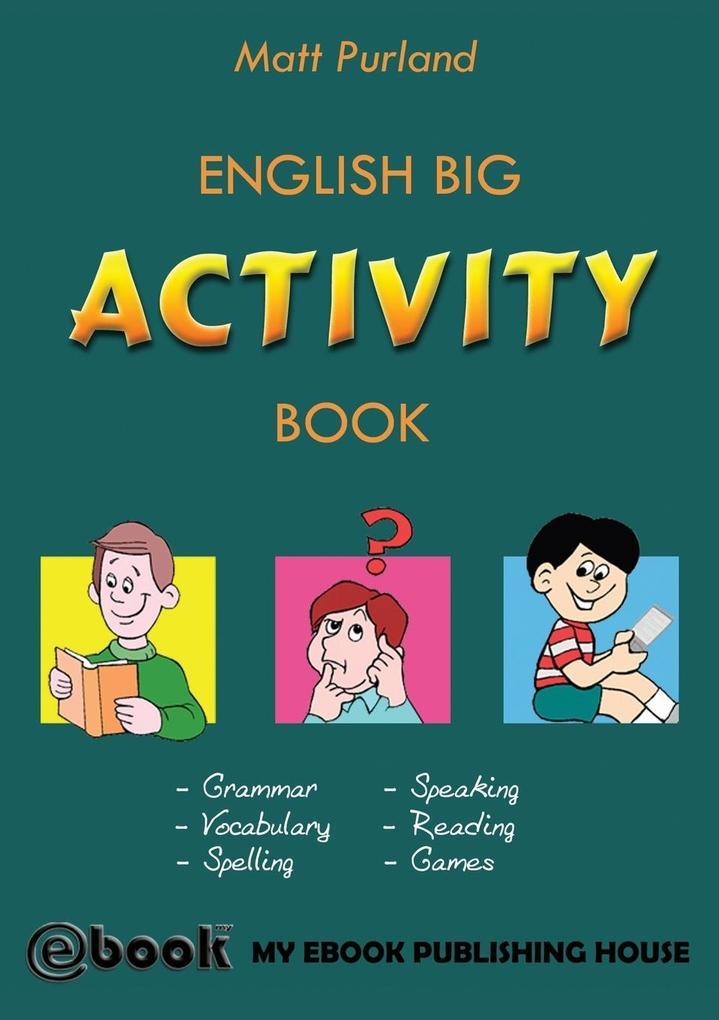 English Big Activity Book als Taschenbuch von M...