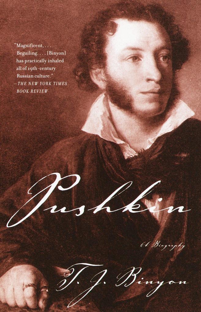Pushkin: A Biography als Taschenbuch
