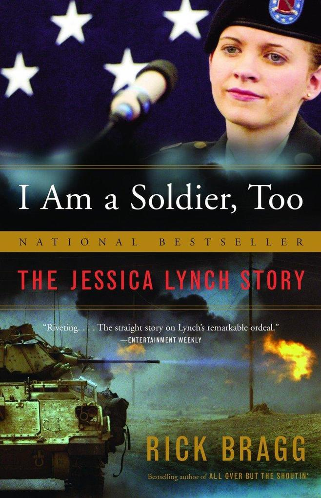 I Am a Soldier, Too: The Jessica Lynch Story als Taschenbuch