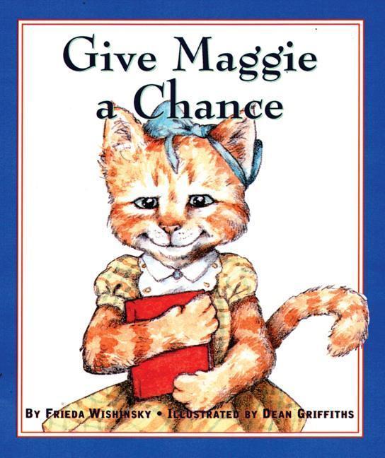 Give Maggie a Chance als Taschenbuch