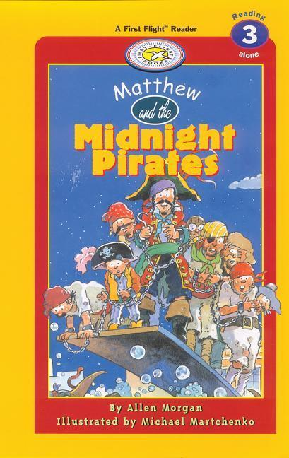 Matthew and the Midnight Pirates als Buch