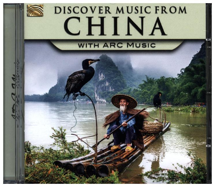Discover Music From China-With Arc Music