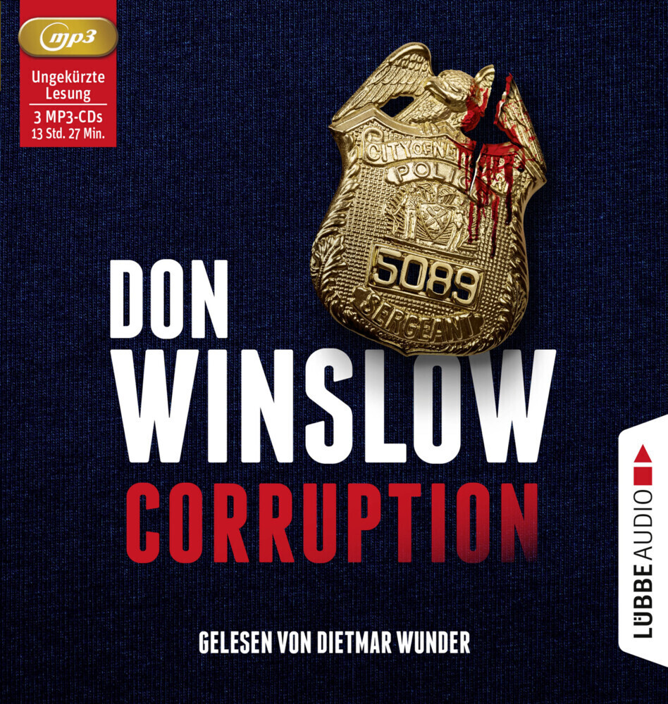 Corruption als Hörbuch
