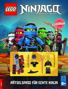 LEGO® NINJAGO®. Rätselspaß für echte Ninja