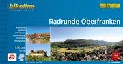 Bikeline Radtourenbuch Radrunde Oberfranken