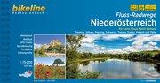 Bikeline Radtourenbuch Fluss-Radwege Niederösterreich