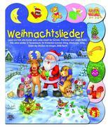 Weihnachtslieder Pappebuch + 2 CD's