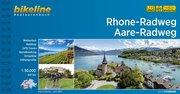 Bikeline Radtourenbuch Rhone-Radweg . Aare-Radweg