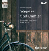Mercier und Camier, 1 MP3-CD