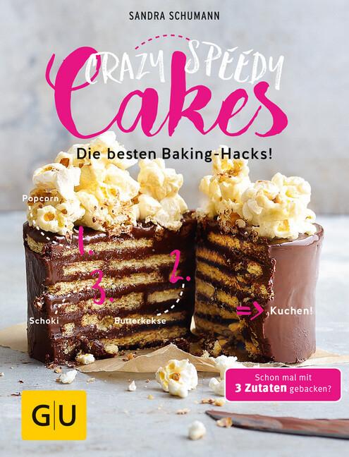 Crazy Speedy Cakes als Buch