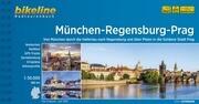Bikeline Radtourenbuch München-Regensburg-Prag
