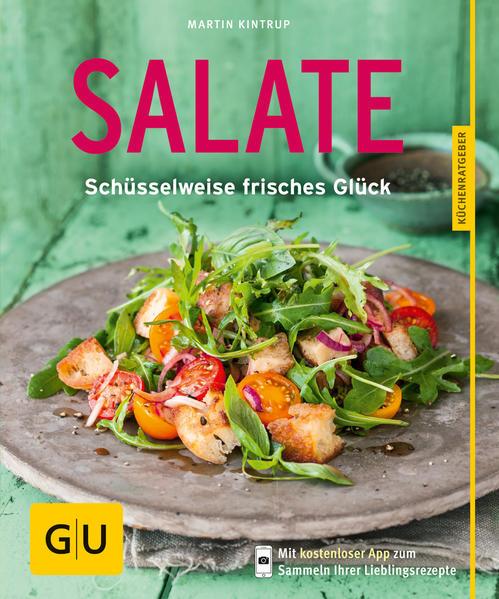 Salate als Buch