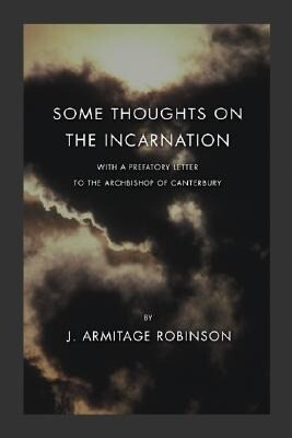 Some Thoughts on the Incarnation als Taschenbuch