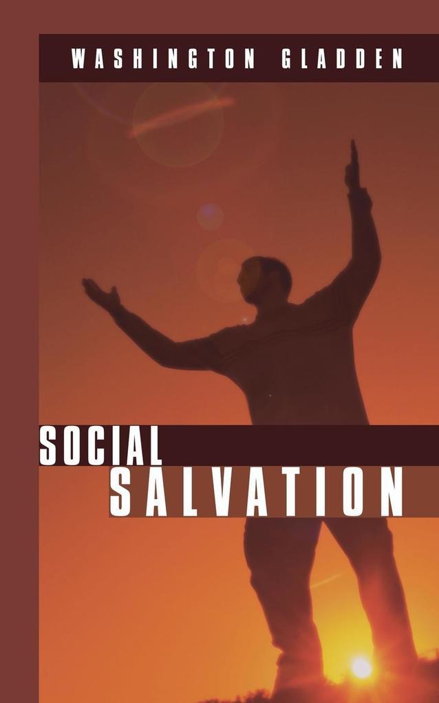 Social Salvation als Buch