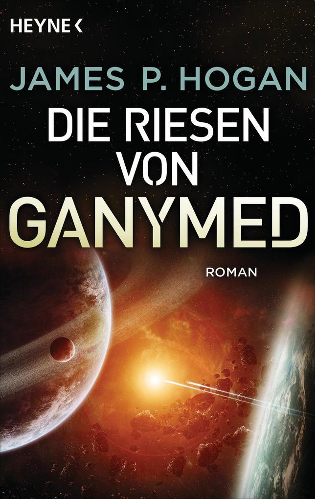 Die Riesen von Ganymed als eBook