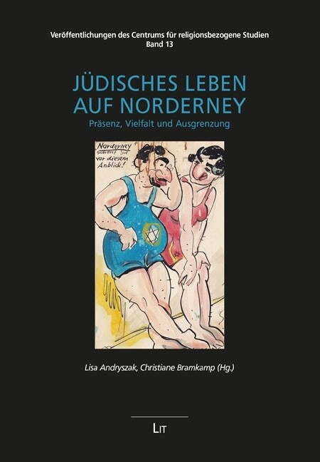 Jüdisches Leben auf Norderney als Buch von