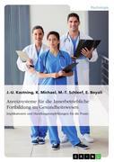 Anreizsysteme für die Innerbetriebliche Fortbildung im Gesundheitswesen