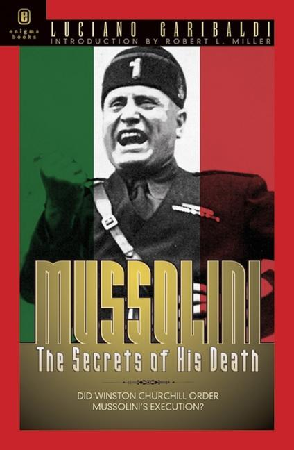 Mussolini: The Secrets of His Death als Buch