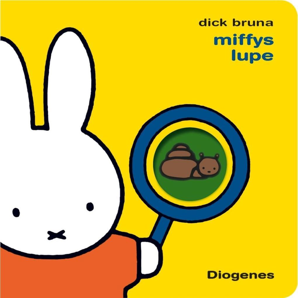 Miffys Lupe als Buch
