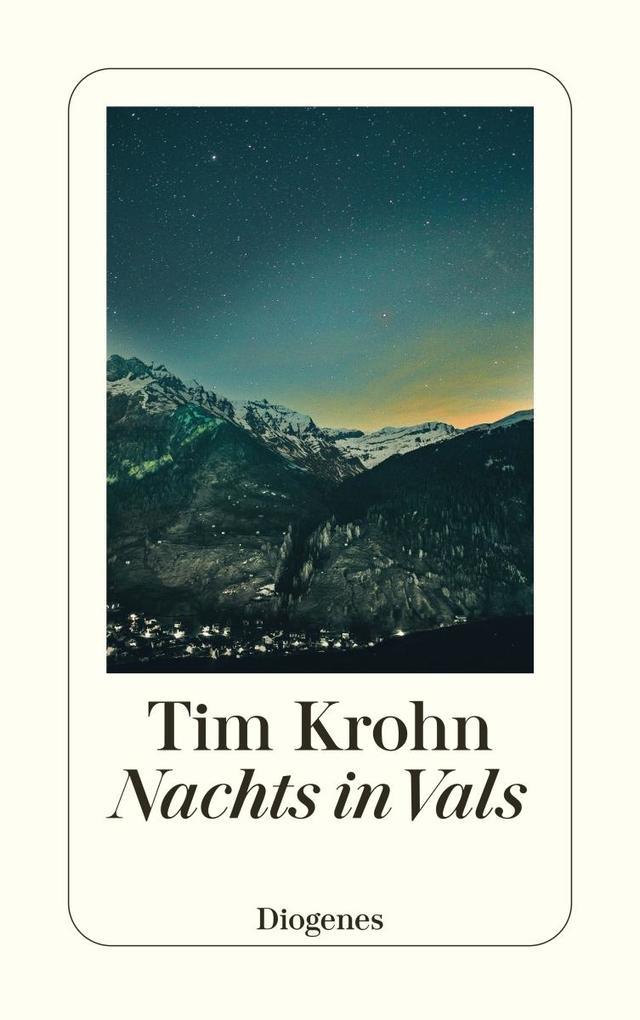 Nachts in Vals als Taschenbuch