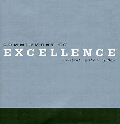 Commitment to Excellence als Buch