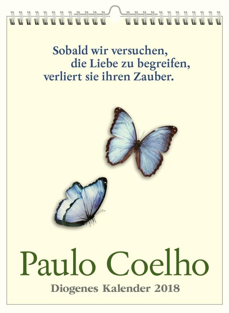 Coelho Wandkalender 2018 als Kalender