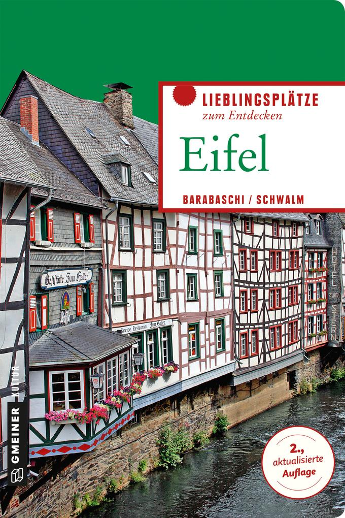 Eifel als Taschenbuch von Alessandra Barabaschi...