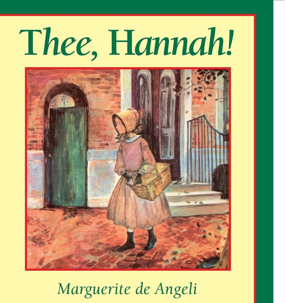 Thee, Hannah! als Taschenbuch