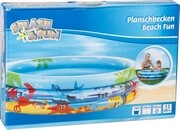 Splash & Fun Planschbecken Beach Fun Ø 100 cm