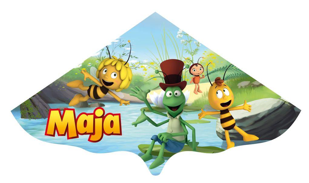 Günther Flugmodelle - Kinderdrachen Biene Maja