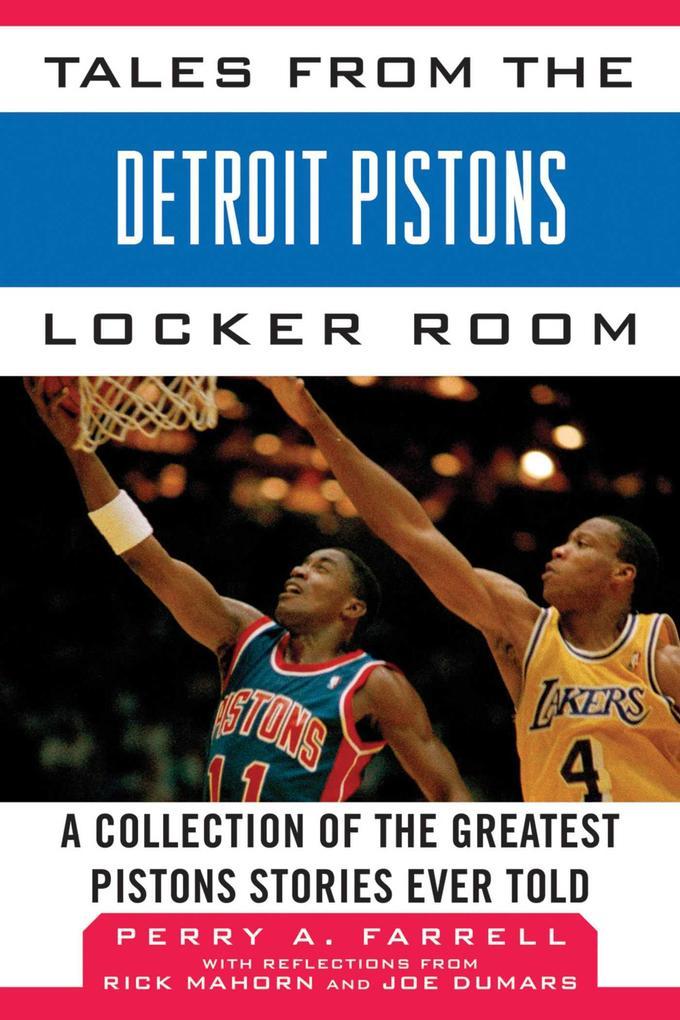 Tales from the Detroit Pistons Locker Room als ...