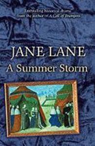 A Summer Storm als Buch