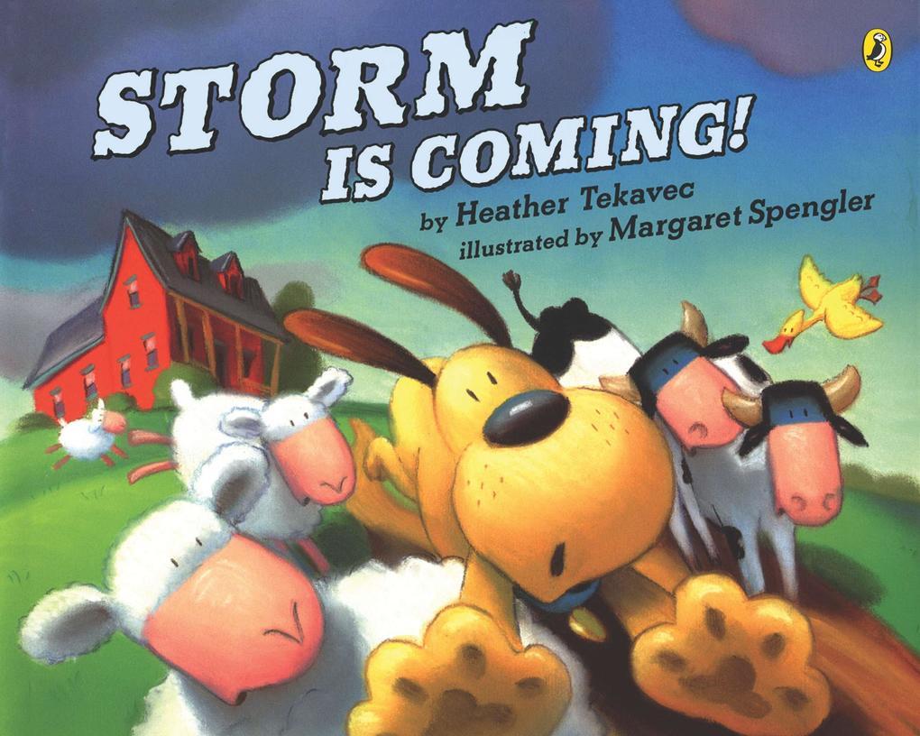 Storm Is Coming! als Taschenbuch