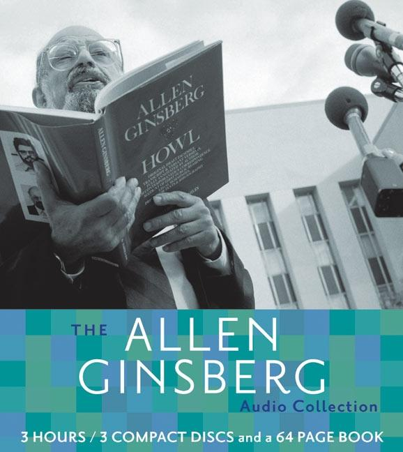 Allen Ginsberg CD Poetry Collection: Booklet and CD [With Booklet] als Hörbuch